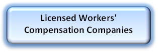 Licensed Workers' Compensation Companies