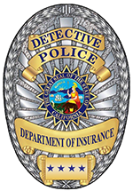 Enforcement Branch Badge