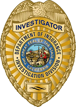 Investigaion Division Badge