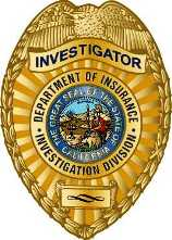 Investigation Division Badge