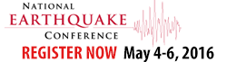 National Earthquake Conference