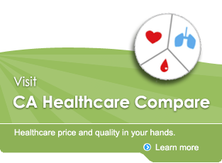 CA Healthcare Compare