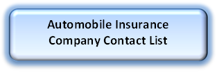 Automobile Insurance Company Contact List
