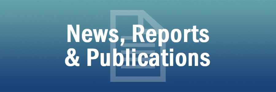 News, Publications and Reports related to climate change and insurance