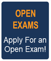 Open Exams: Apply for an open exam