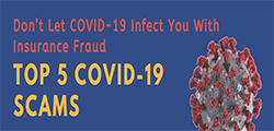 Top 5 COVID-19 Insurance Fraud Scams