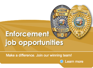 Enforcement Recruitment