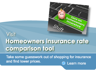 Homeowner Insurance Comparison Tool